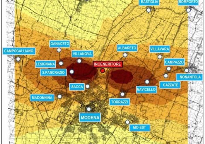L'inceneritore di Modena? E' pronto per l'operazione 'soccorso rusco'