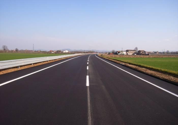 Pedemontana, Provincia non ascolta le critiche: avanti con la rotonda