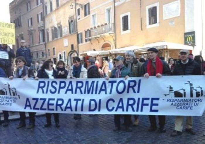 La Lega: 'Crac Carife, sì alla commissione di inchiesta regionale'