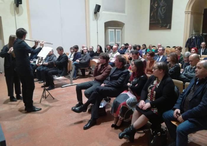 In tanti a Palazzo dei Musei per la Giornata Mondiale della Filosofia