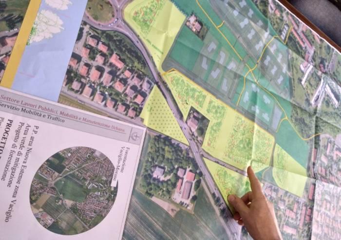 Vaciglio: addio verde, accordo da 671mila euro giunta-privati su 124 alloggi social
