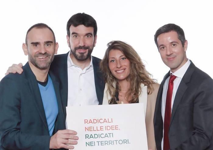 L'assessore Ferrari rinnova il suo impegno: 'Sto con Richetti e Martina'