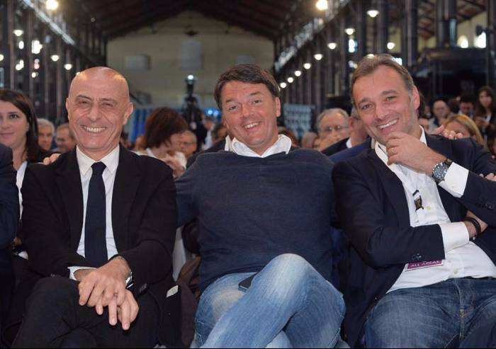 Congresso Pd, Minniti si ritira: l'unico renziano in campo è Richetti