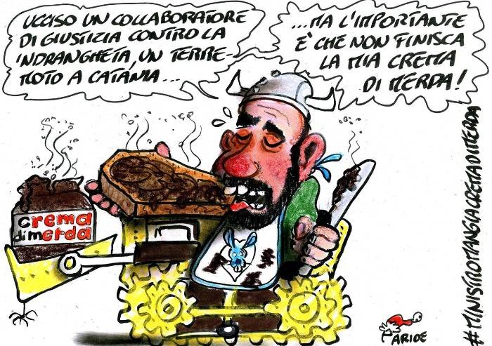 La Nutella di Salvini
