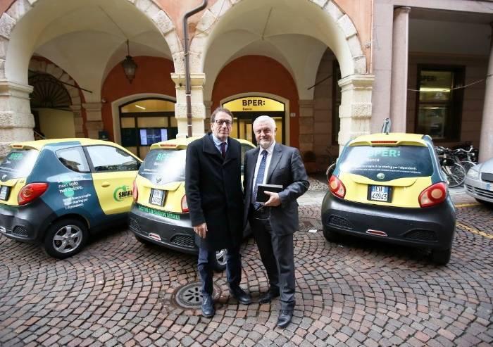 Share'ngo: il servizio appena approdato a Modena rischia di sparire