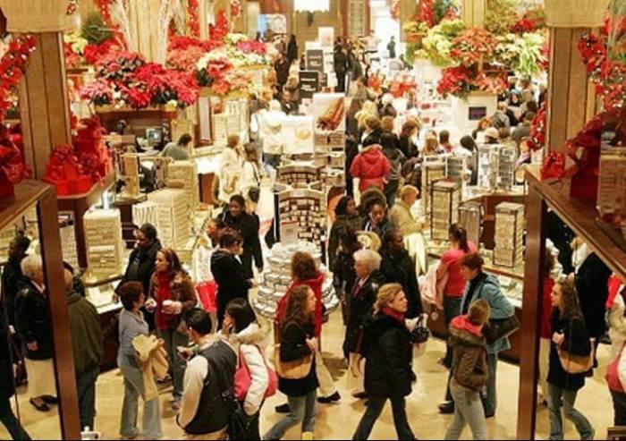 A Natale acquisti e regali nel segno della stabilità