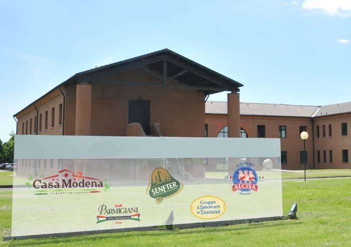 Parmareggio e Grandi salumifici italiani si fondono: nasce Bonterre