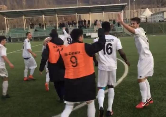 Calcio Dilettanti: Castelvetro vince il derby con il Formigine