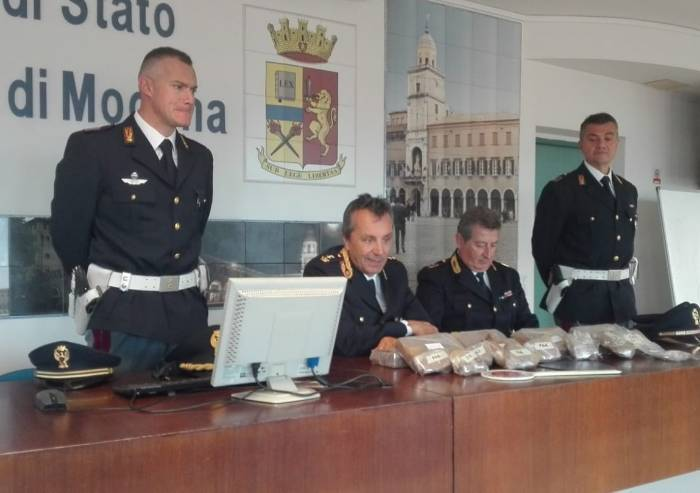Non solo Polizia Stradale: il bilancio 2018 della sezione modenese