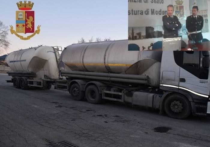 Ciclista ucciso in via Emilia: individuati camion e conducente