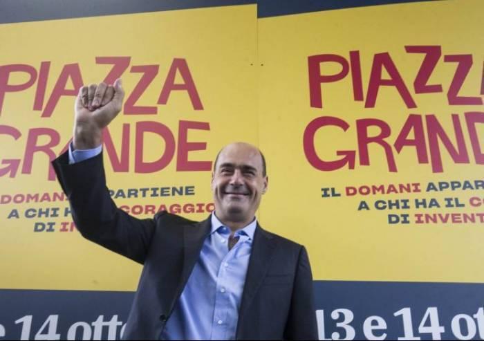 Congresso Pd, a Modena Zingaretti straccia Martina-Richetti