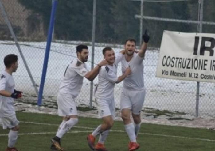 Calcio Dilettanti: vince Castelvetro, ko Formigine e Cittadella