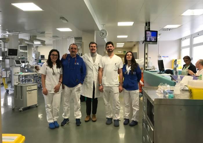 Policlinico, nuova struttura per le Malattie dell'apparato respiratorio