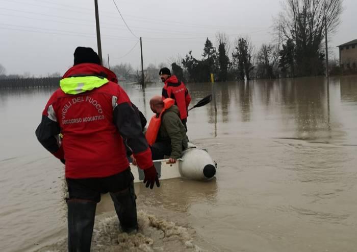 La piena è passata, a Modena inizia la conta dei danni
