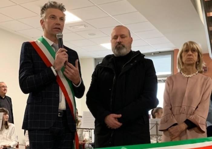 Concordia, inaugurate le nuove scuole Medie realizzate dall'ex CCC