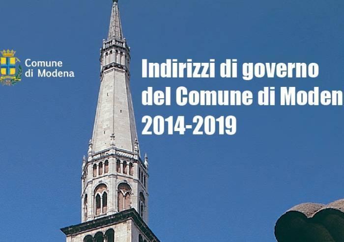 Le promesse 2014 di Muzzarelli: 'Scalo merci collegato e Complanarina'