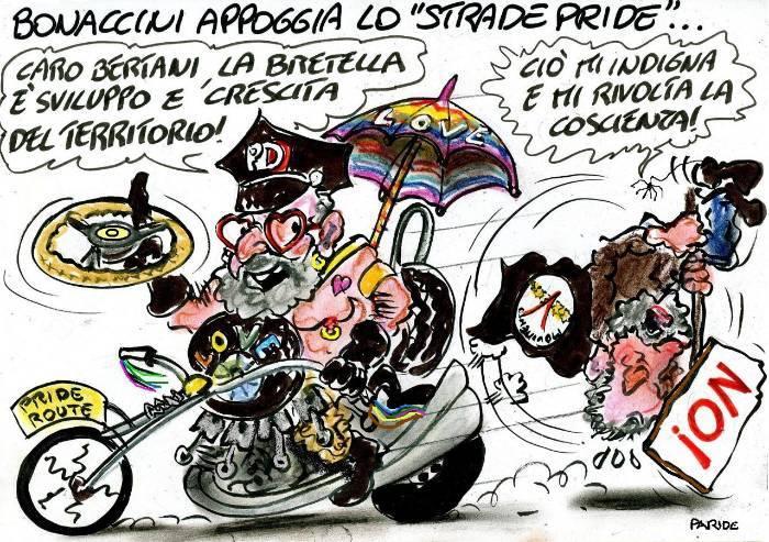 Bonaccini pride