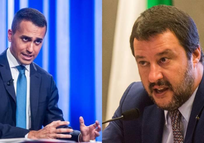 Caso Diciotti: Rousseau salva Salvini