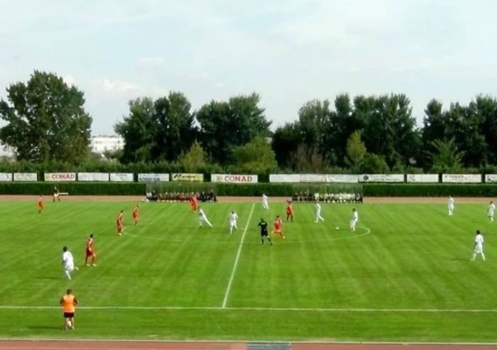 Calcio Dilettanti: male il Castelfranco, bene Formigine e Cittadella