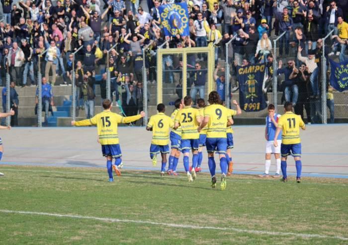 Modena supera il Fiorenzuola: la vetta resta a tre punti