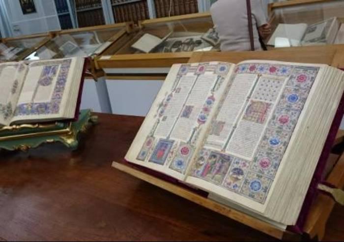 'Biblioteca Estense, indignata dalle dichiarazioni della Bagnoli'