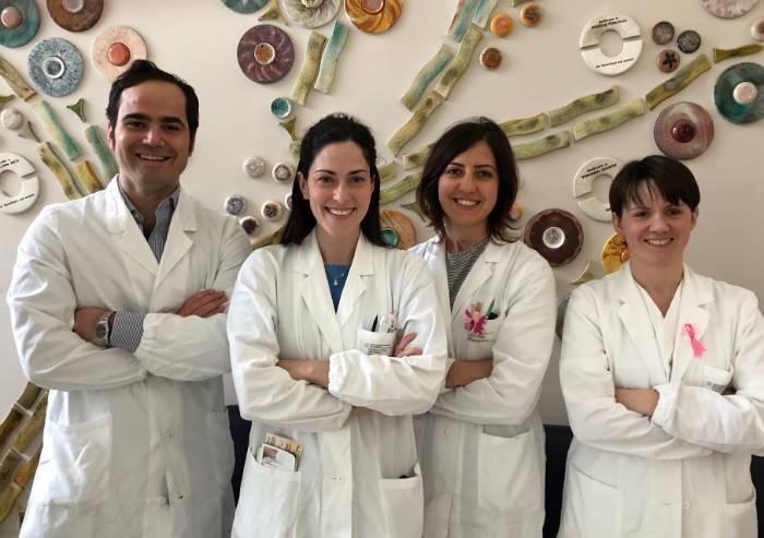 Tumori ereditari mammella e ovaio, nuovo studio del Policlinico