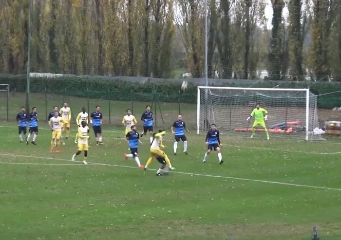 Calcio Dilettanti, Castelfranco vince al 95' con Tardini