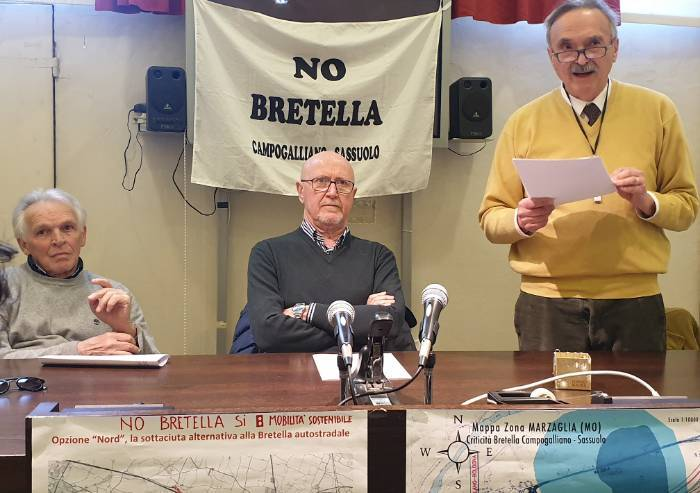 Bretella, Comitato del 'no' si scaglia contro tradimento dei 5 Stelle