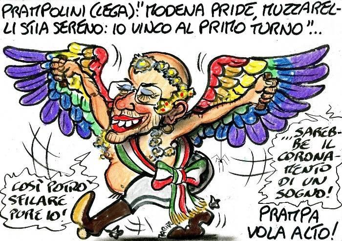Modena vola alto!
