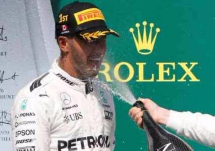 F1, quarta prova, è ancora monologo Mercedes