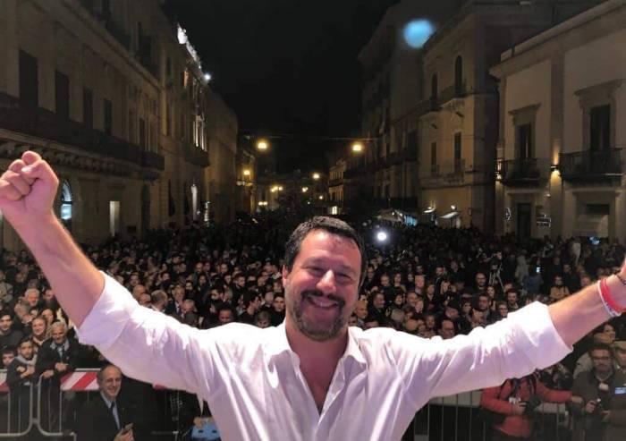 Salvini e la Rossa Modena, compagni proprio non digerite la democrazia