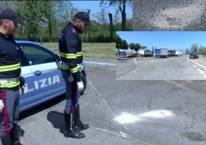 Cadavere nell'area di sosta sull'A1 a Castelfranco: si indaga per omicidio