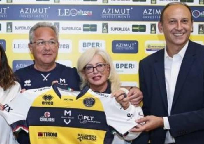Modena Volley ha fatto poker: 4 allenatori andati in 4 anni