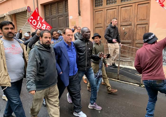 SiCobas, assolto Milani per non aver commesso il fatto