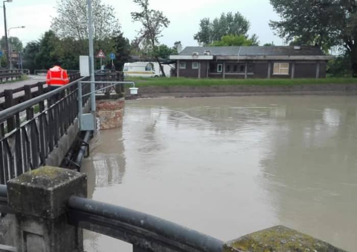 'Emergenza fiumi: la messa in sicurezza costa 100 milioni'