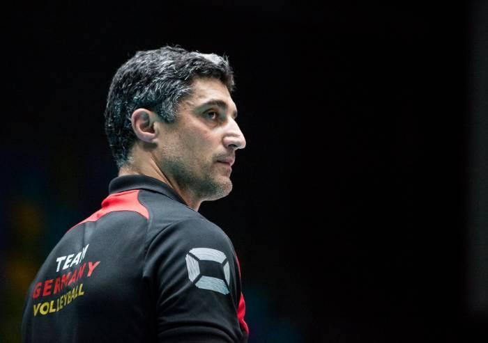 Andrea Giani nuovo allenatore Modena Volley