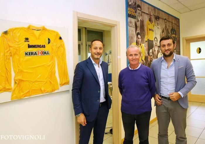 Modena calcio, il DS Tosi conferma le dimissioni