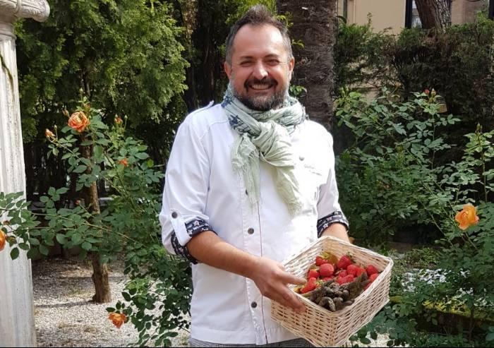 Giuliano Parmeggiani: 'Ho scelto alimentazione cruelty-free, dal rispetto degli animali all'amore per il territorio'