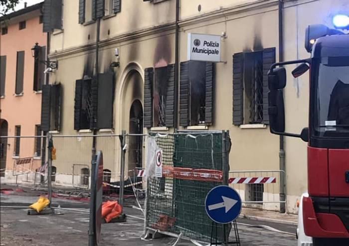 Rogo Mirandola, l'arrestato era già stato fotosegnalato a Roma