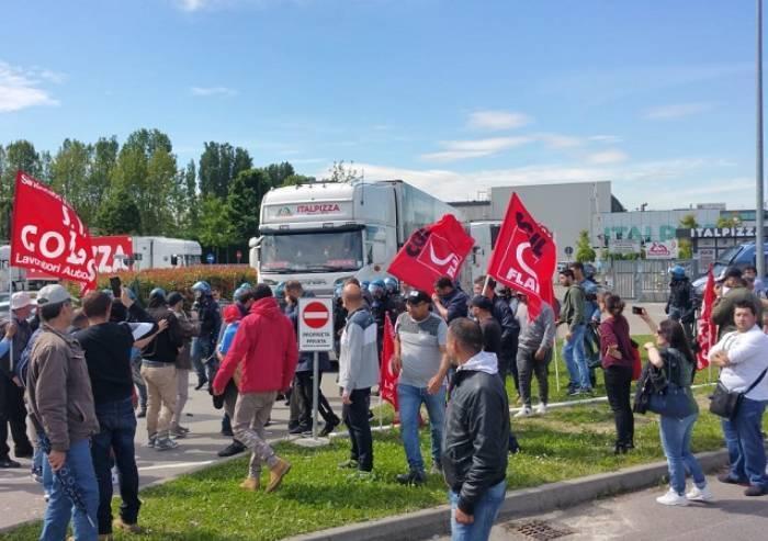 Italpizza: Uil e azienda aprono a CGIL, che sospende lo sciopero