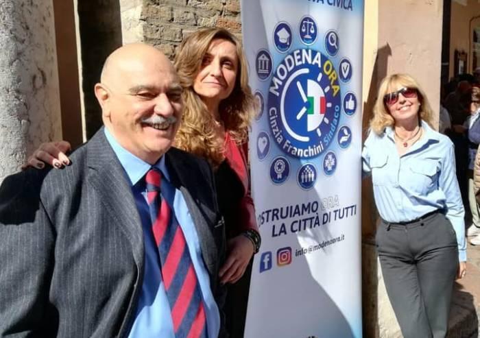 Franchini: 'Cinque impegni di Modena Ora per i primi 100 giorni'