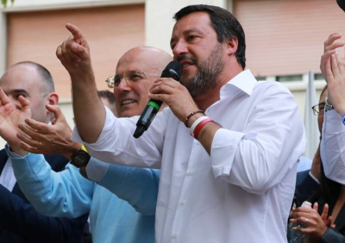 Modena, trionfo Lega alle Europee e adesso Muzzarelli trema