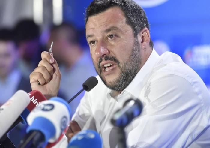 Elezioni europee, tripudio Lega: oltre 34% in Italia