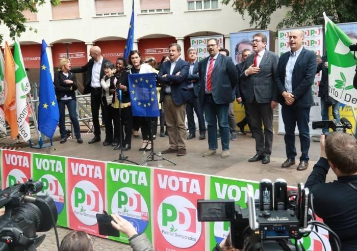 Europee, a Modena è conferma Pd al 40%, Lega ferma al 26%