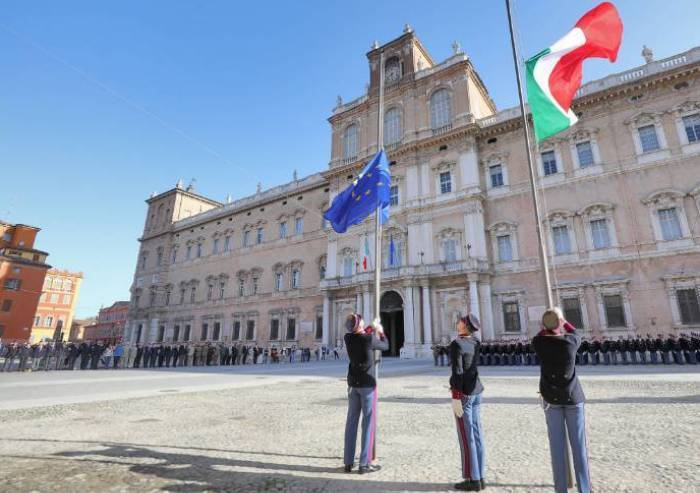 Oggi è la Festa della Repubblica, inizio in piazza Roma