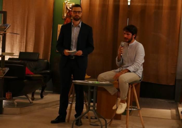 Il vaso di Pandora, il debutto dello scrittore Gianluca Gasparini