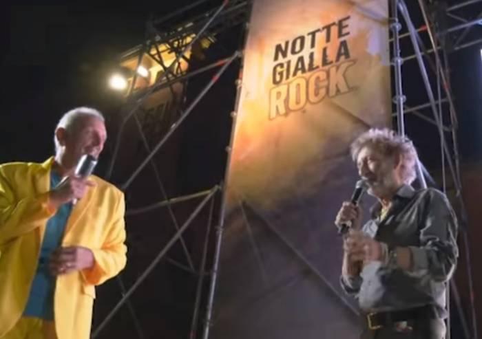 Muzzarelli-bis, riecco la Notte Gialla: 25mila euro a Studio's