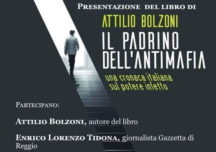 Antimafia e i dubbi su Libera, Bolzoni a Modena presenta il suo libro