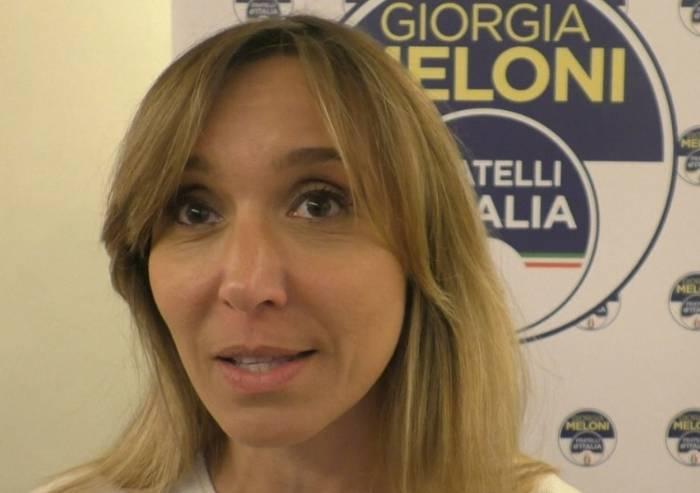 'Ndrangheta, Caruso rimosso, plauso dell'On. Lucaselli: 'Fdi coerente'
