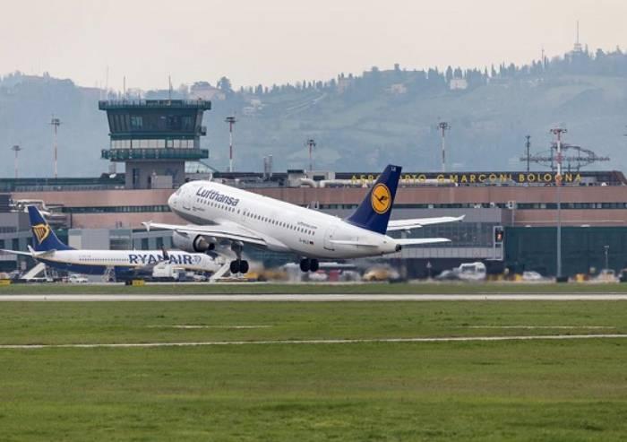 La Regione approva la tassa sul rumore degli aerei